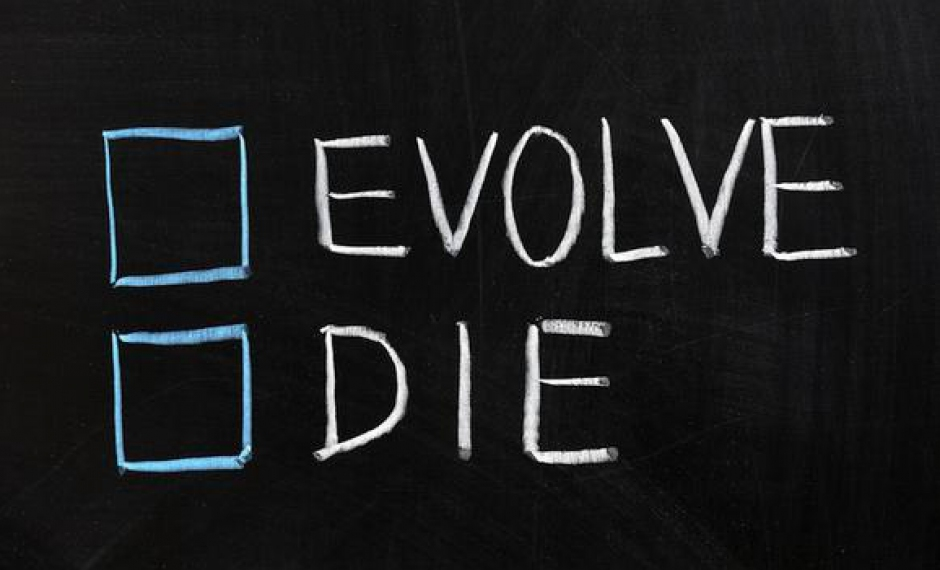evolve-or-die